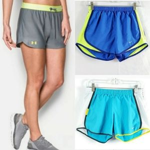 Nike and Under Armour Shorts Bundle